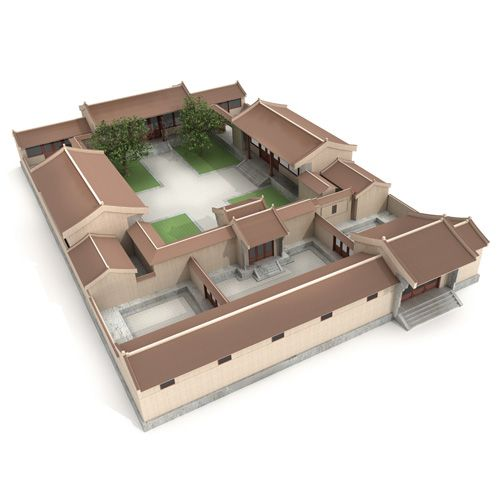 5d97dcfecf12c5c10df27035ab9b5726 chinese courtyard court yard 87 best home defense images on pinterest,Home Defense Floor Plans