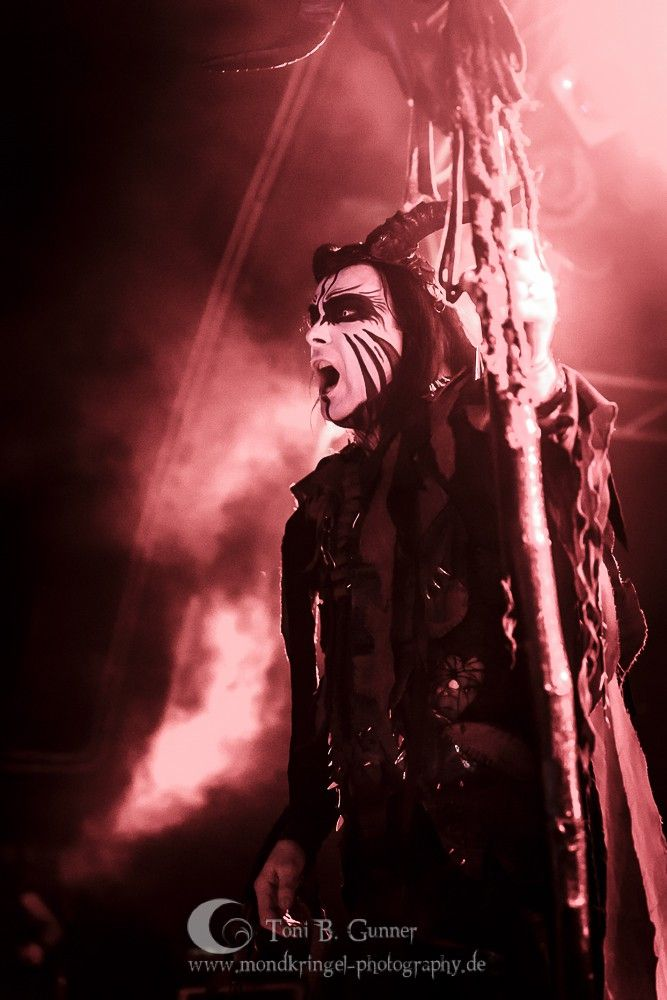 Mondkringel-Photography | CRADLE OF FILTH | 15.11.2015