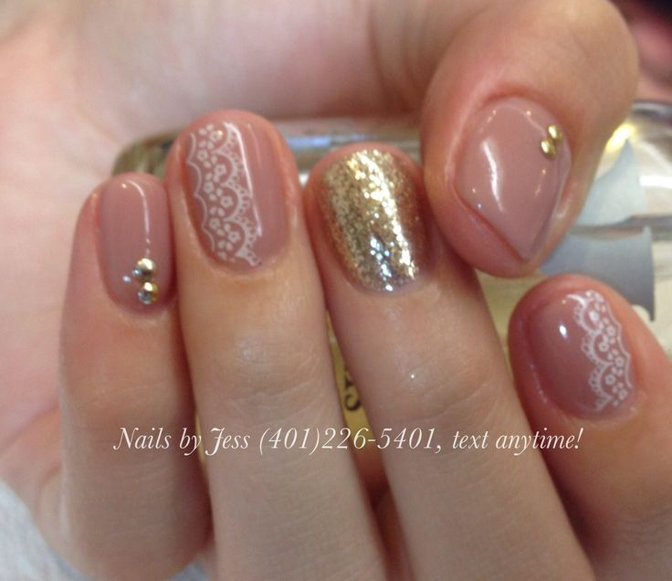 Nails by Jess at naturally nails in RI!! Text for an appt. (401)226-5401