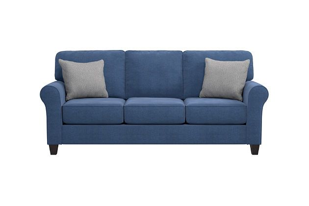 Pacific Aldy Sofa And Pillows View 1. Stilt HouseIkat PillowsAccent  PillowsHouse ProjectsApartment IdeasApartment ...