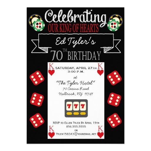 20 best 70Th Birthday Party Invitations images on Pinterest 70th - best of writing invitation worksheet