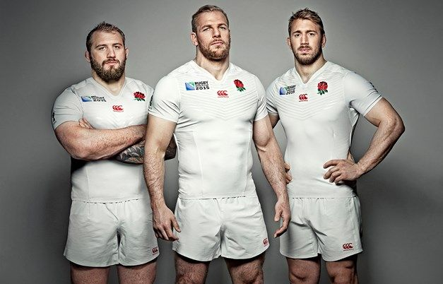 Well, it's here!  What do you think?  #rugby #rfu #england #kit #rwc2015 #robshaw