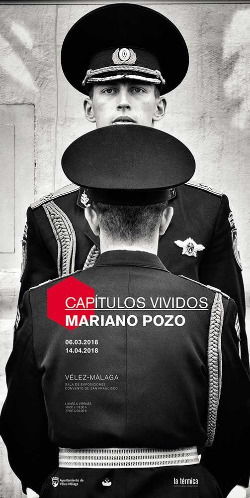 El área de Cultura del Ayuntamiento de Vélez-Málaga presentó hoy la exposición 'Capítulos vividos' de Mariano Pozo, que se podrá visitar en la sala de exposiciones del Convento de San Francisco desde el 6 de marzo al 14 de abril de 2018.