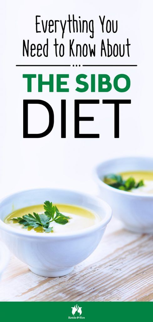Everything You Need to Know About the SIBO Diet