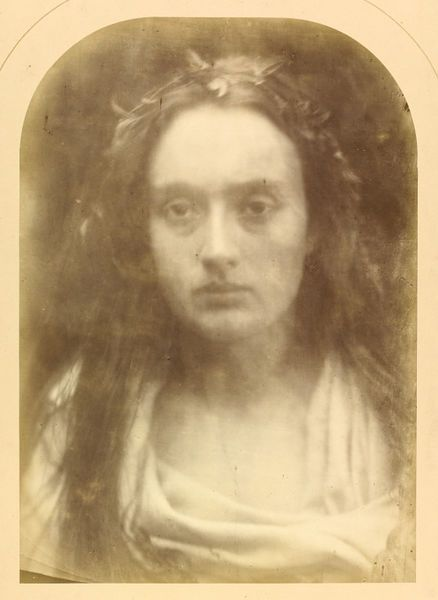 Annie Chinery Cameron by Julia Margaret Cameron, England, 1869-70. l Victoria and Albert Museum