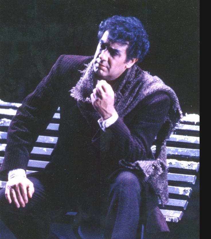 Plácido Domingo  La Boheme (1987) Photo Credit: Robert Cahen