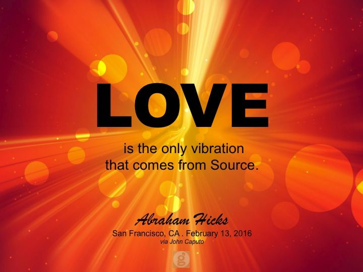The source of all that is...is LOVE and we are a part of this source (that is our nature).  This inner security assists us to understanding the TRUE nature of the universe and our place in it.