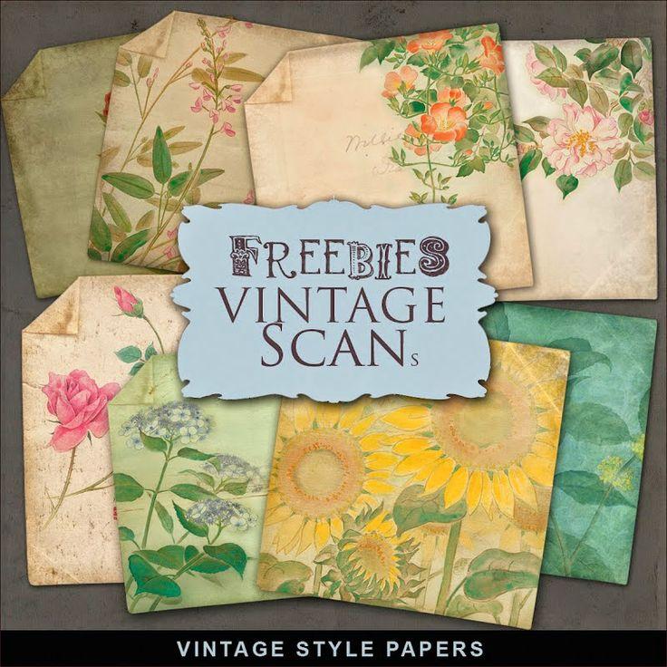 Freebies Kit of Floral Labels