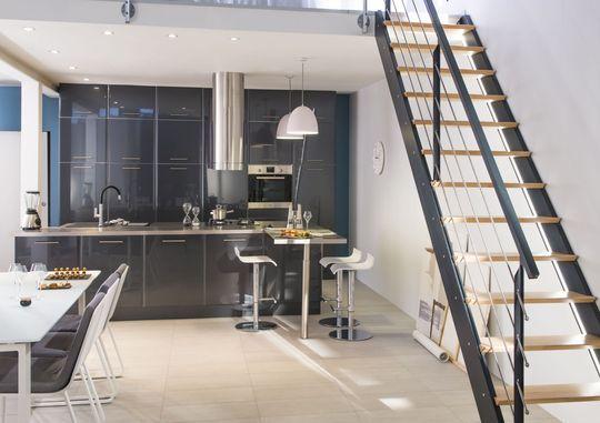 Best 25 led escalier ideas on pinterest int rieur led - Escalier interieur castorama ...