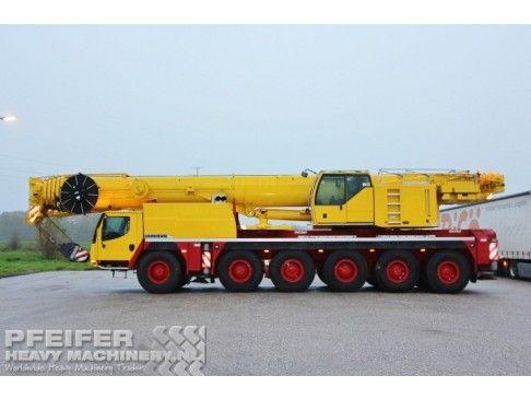 Liebherr LTM1150-6.1 Telescopic Crane from Pfeifer Heavy Machinery  #LIEBHERR #LTM1150-6.1 #Cranes #Used #machines #Telescopic #Cranes #Pfeifer #Heavy #machinery