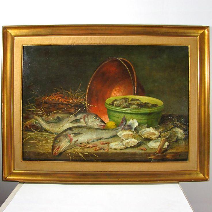 72 besten Antique Paintings Bilder auf Pinterest   Ölgemälde, Rinder ...