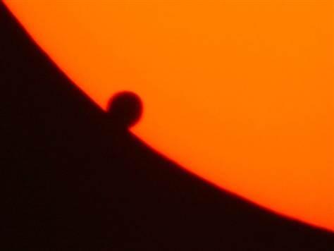 Image: Venus transit 2004,  Venus transit 2012 will be June 5, 6 depending where you are