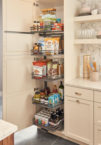 5374 Swing Out Pantry by Rev-A-Shelf