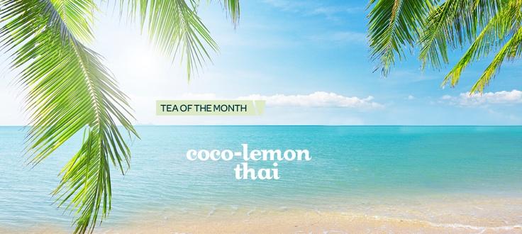 Coco-Lemon Thai by DavidsTea