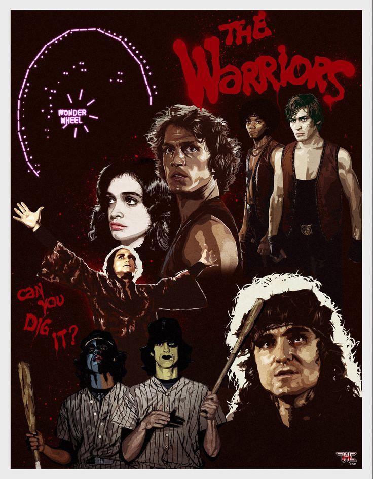 The Warriors by heathdro on deviantART