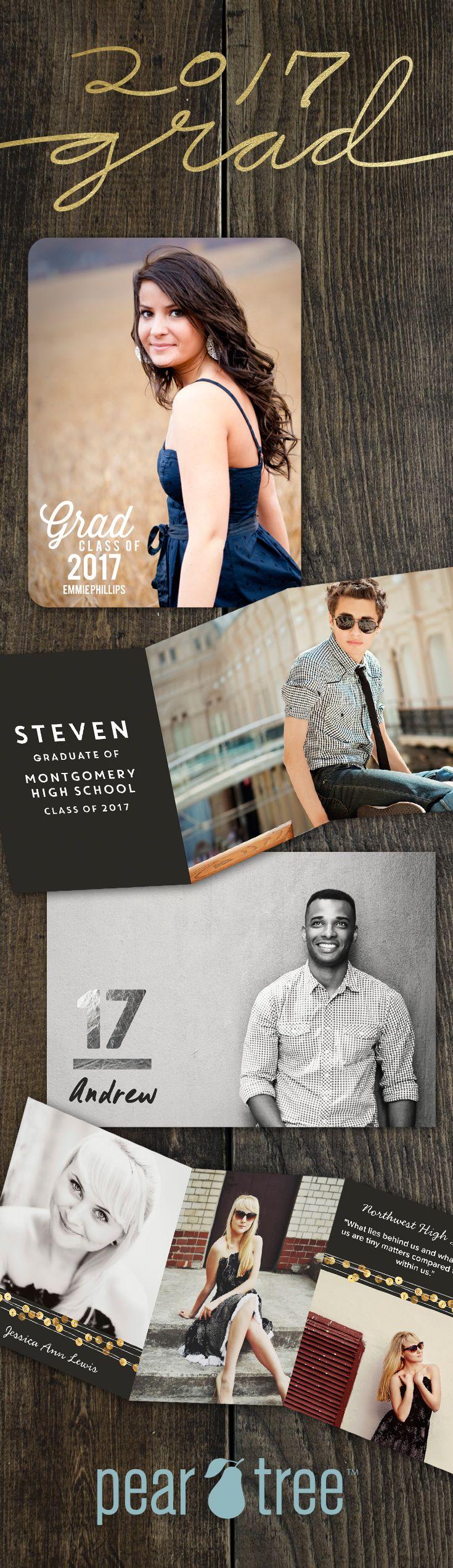 Cheap Graduation Invitations 2017