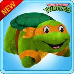 TMNT Michelangelo | My Pillow Pets® Canada