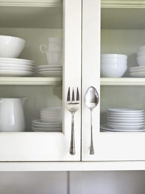 Fork & Spoon Door Pulls