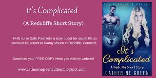 Paranormal Author Catherine Green: Did You Get Your Free Werewolf Story?