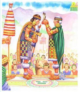 Organización Politica Inca -Tahuantinsuyo : Historia Universal