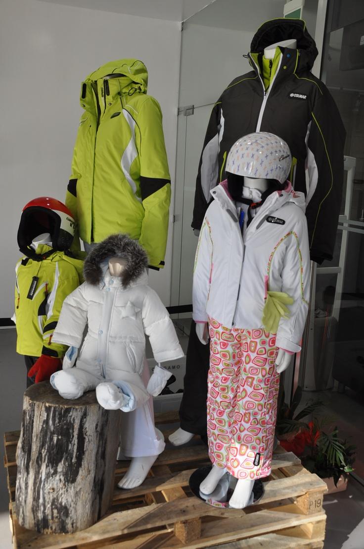 Un'accoglienza sportiva, dedicata allo sci per tutta la famiglia!