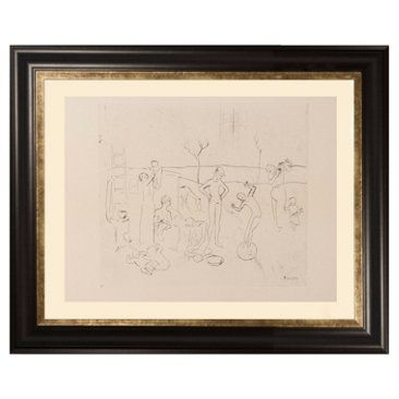 Check out this item at One Kings Lane! Picasso, Les Saltimbanques