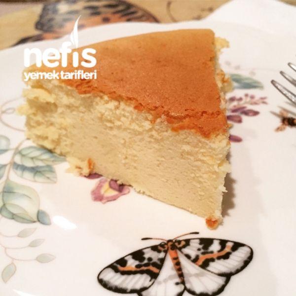Japon Usulü Cheese Cake-japanese Cheese Cake