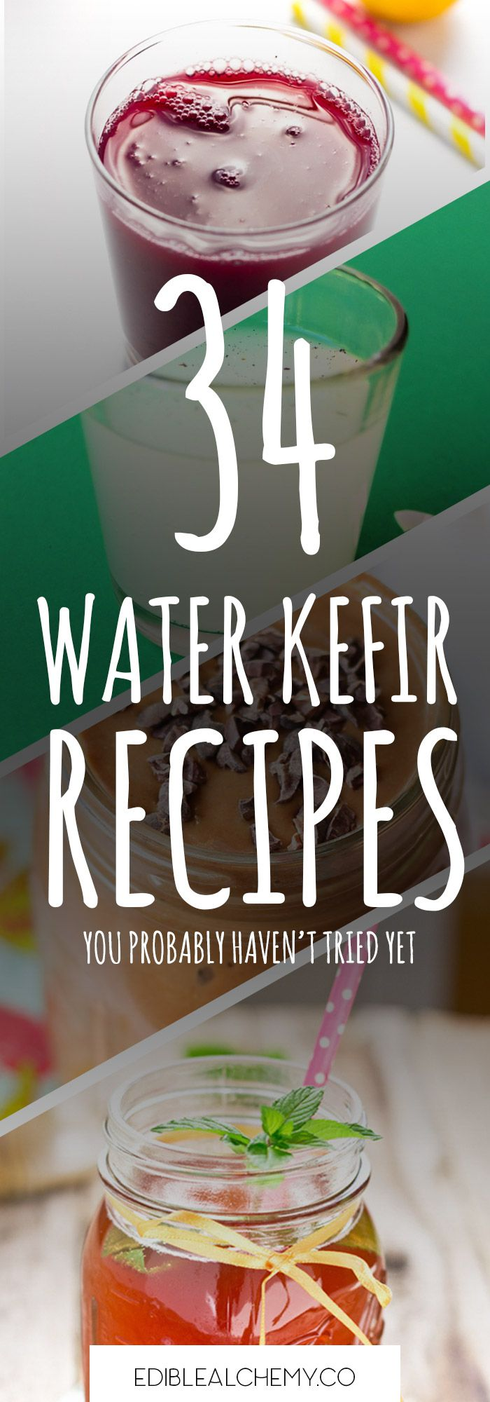 34 Water Kefir Recipes You Probably Haven't Tried Yet