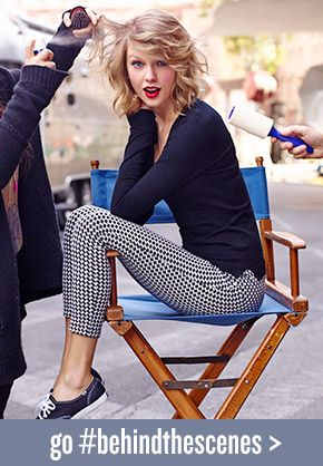 I reallllyyy wanna cut my hair like tswifts new look but I can't make myself do it!