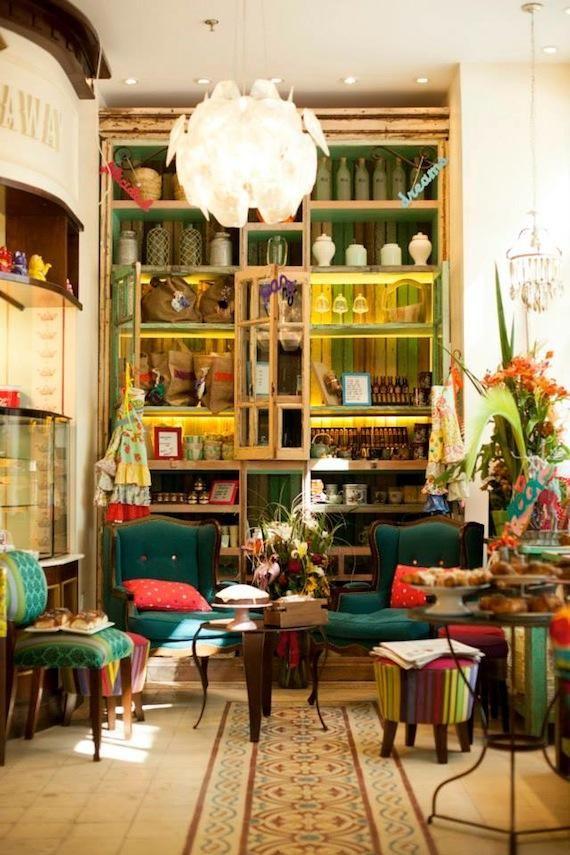 Cafeterias vintage valencia buscar con google for Muebles para restaurantes y cafeterias