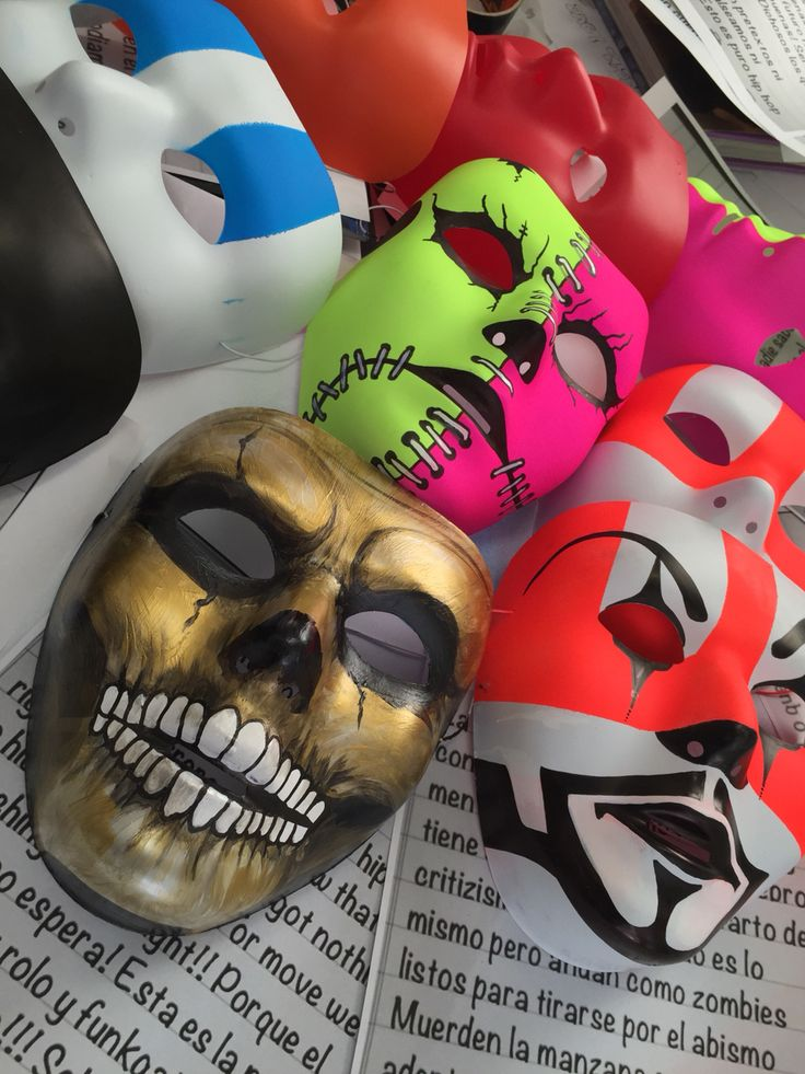 Make your orders now! Hit me up private Halloween masks