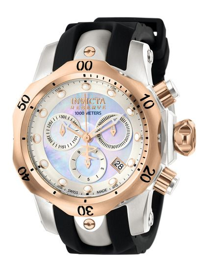 Invicta Watches  Women's Venom Mother Of Pearl Watch