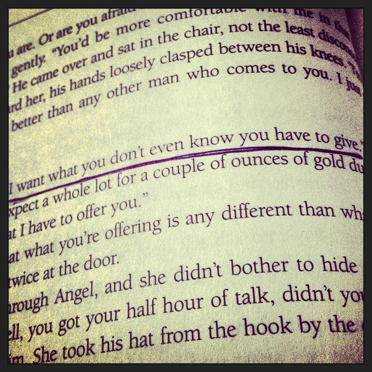 Redeeming Love quote