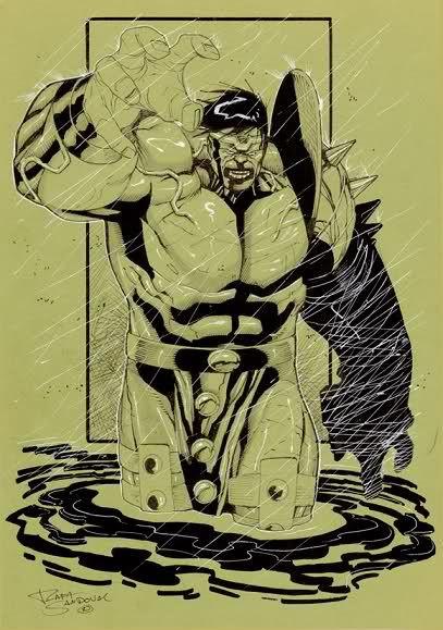 #Hulk #Fan #Art. (Planet Hulk) By: Rafa Sandoval. ÅWESOMENESS!!!™ ÅÅÅ+