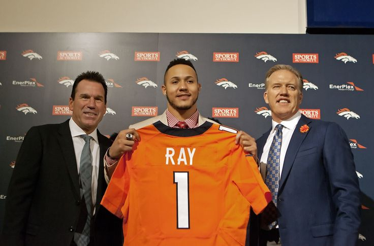 Not a lot of people dreamed the Denver Broncos would end up with pass rusher Shane Ray, but Denver traded up to grab him at No. 23overallin the first round of the NFL Draft. When …