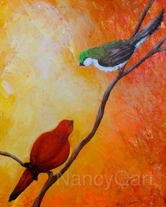 225 best Nancy Quiaoit\'s original paintings images on Pinterest ...
