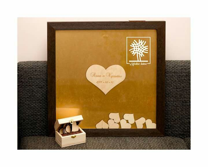Weddings Wishes frame