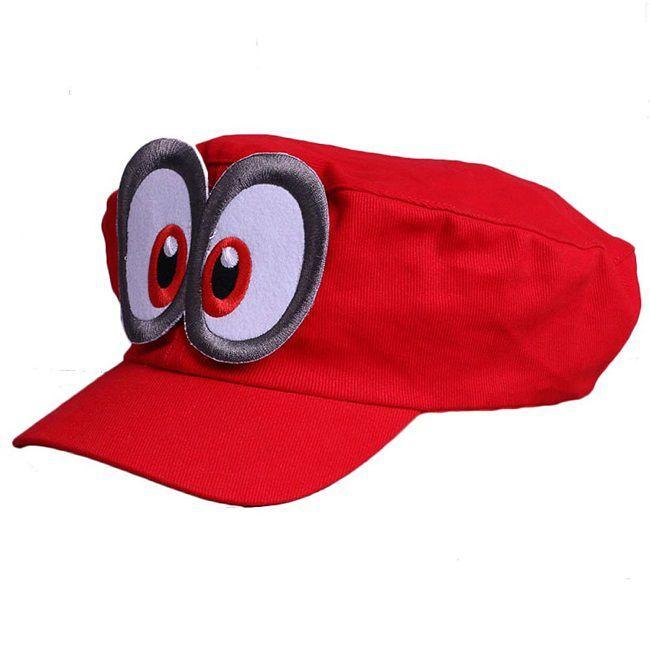 bcf9ab3766253d Nintendo Super Mario Odyssey Cappy Hat   to make   Pinterest   Super ...