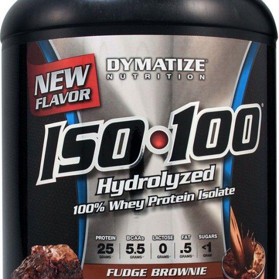 #bodybuilding #suplemen DYMATIZE ISO 100 5 LBS