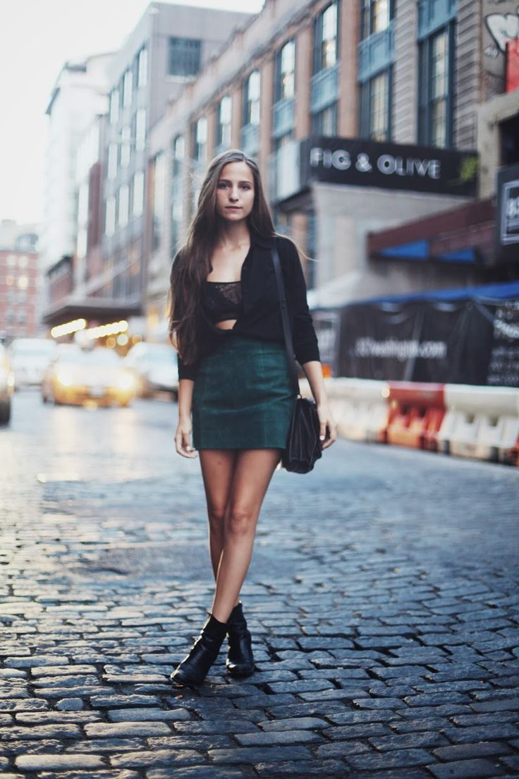 28 best Leather/ suede skirts images on Pinterest