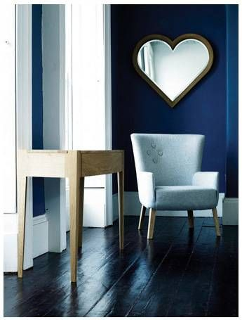 17 best images about heart shaped mirrors on pinterest for Heart shaped decorations home