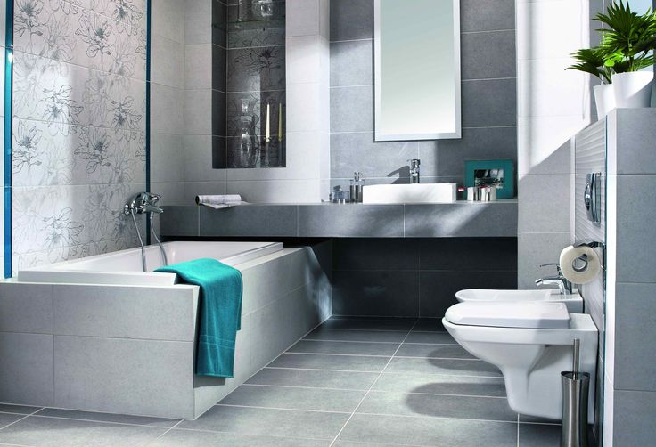 classic bathroom for spring #bathroom #spring #obipolska #obi #classic #bath #renovation