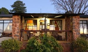 Groupon - Mpumalanga: Two or Three-Night Self-Catering Stay for Two at Lomas…