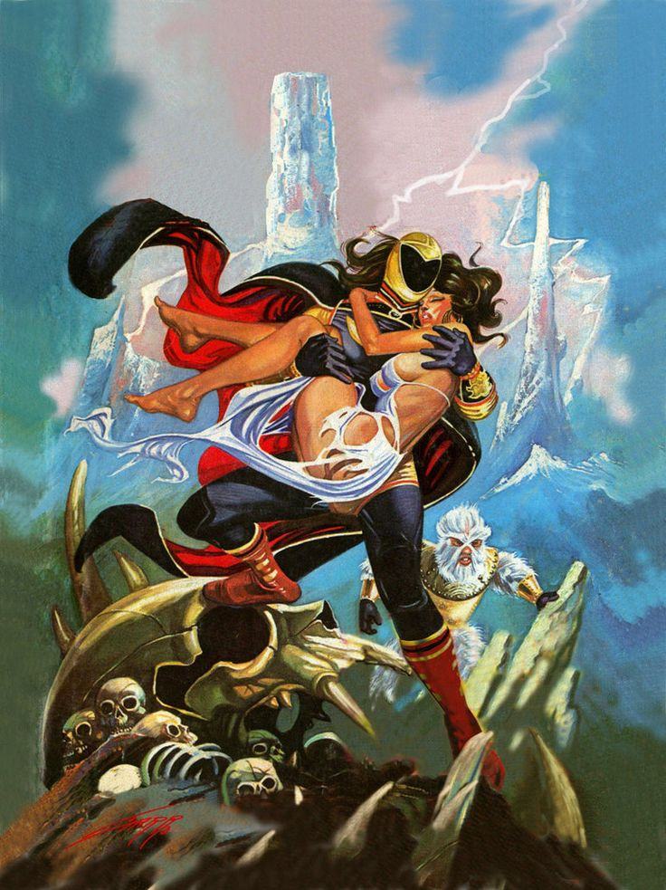 Tinieblas by Rafael Gallur | Fantasy Art | Lucha libre ...