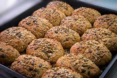 Biscuits aux petites graines sans gluten