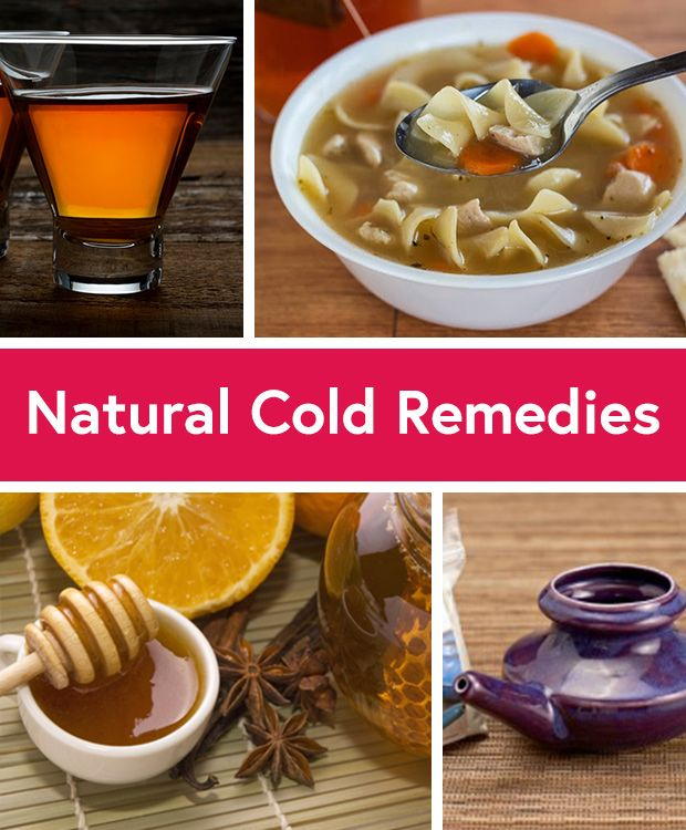 All-Natural Remedies to Soothe Your Cold Symptoms via @DailyBurn