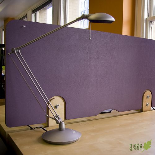 Desk dividers! Much more fun than card board!
