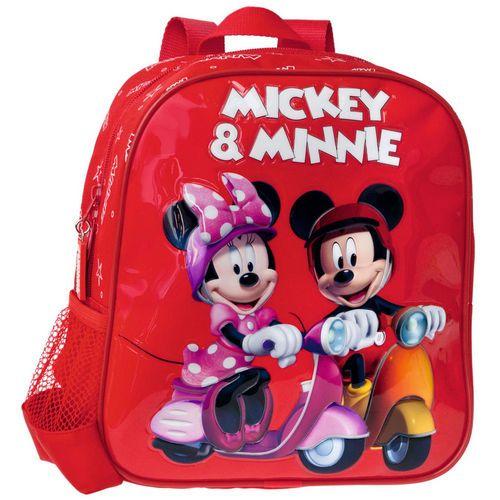 Mochila escolar minnie mouse Este artículo lo encontrará en nuestra tienda on line de complementos  Www.worldmagic.es  info@worldmagic.es  951381126
