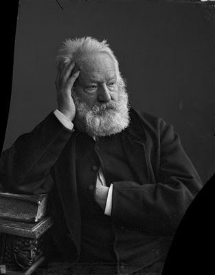 .Photos Black, Author Victor, Portraits Photography, 8212 Victor Hugo, Black Lights, Writers, 8220 A Poets, Victor Hugo Quotes, People