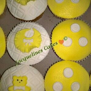 #Baby Shower #Cupcakes